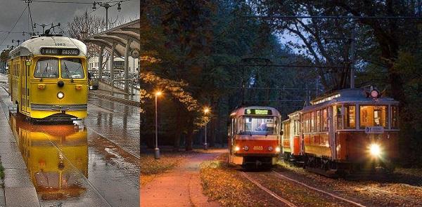Трамвай звичайно повертається, але на зупинці вже зовсім інші люди…