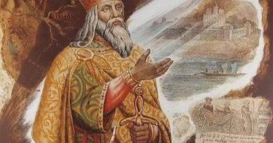 Всеслав-Волхв – Чародій, Віщий.
