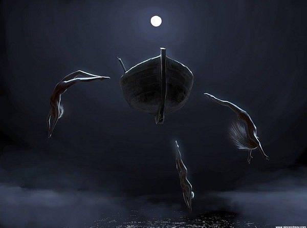 """""""Ви не крапля в морі. Ви весь океан у краплині"""" Джалаледдін Румі"""