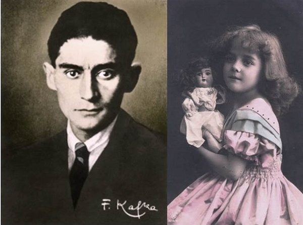 Франц Кафка і дівчинка з лялькою…