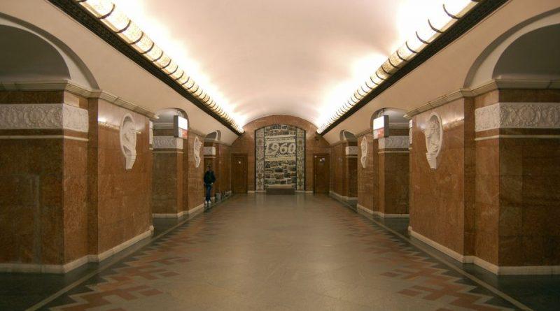 Я люблю запах столичного метро…