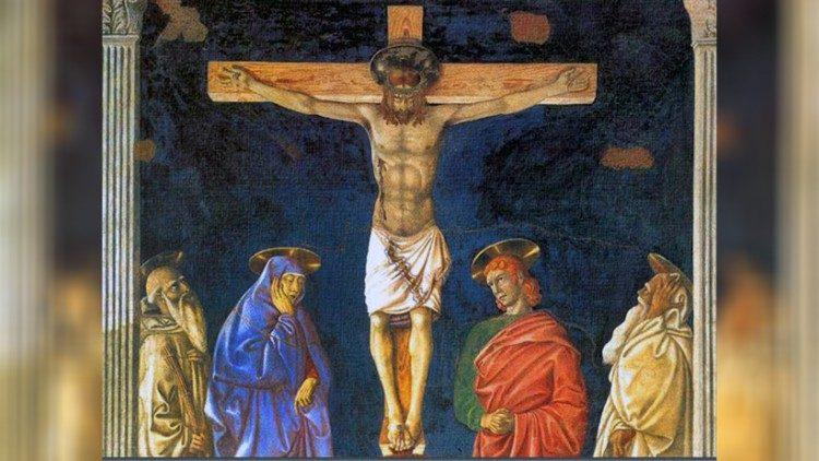 В християнстві нема хреста. Є Т-подібна перекладина.