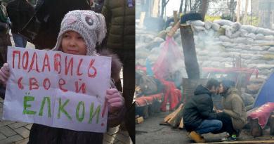 Доки живий в народі ген свободи – доки й націю українську не здолати…