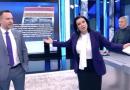 Як українські Боги покарали за дикунство  москвинську  курву. Відео.