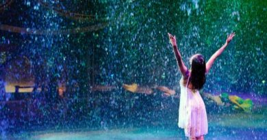 Дощі та дощова вода.