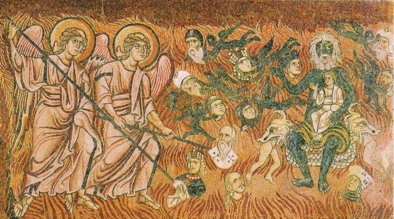 Пекло – це місце, де шкварять християн.